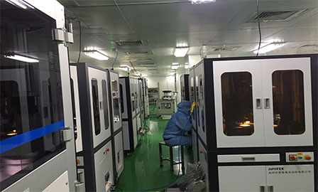 Silica Gel Parts Inspection-Suzhou Branch
